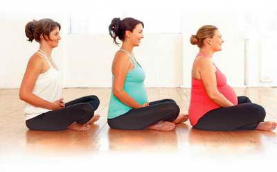 Виды гимнастики для беременных
