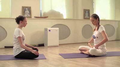 Статическая дыхательная гимнастика для беременных