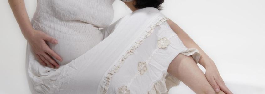 Режет внизу живота беременность